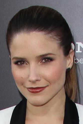 Sophia Bush Los Angeles premiere of Total Recall cropped