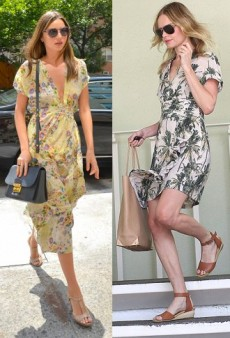 Soak Up the Sundress with 3 Celeb Looks to Try