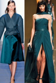 Fall Color Crush: Jade
