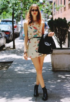 Give Your Summer Wardrobe a Final Pre-Labor Day Spin