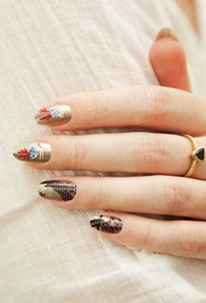 Proenza Schouler's Fall Runway Nails and Other Celeb Twitpics of the Week