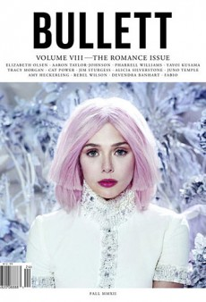Elizabeth Olsen Covers Bullett's Romance Issue (Forum Buzz)