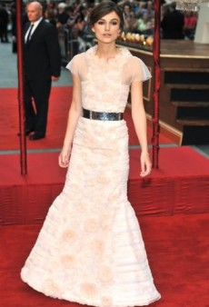 Keira Knightley Charms in Chanel Couture and Other Best Dressed Celebs of the Week
