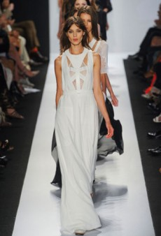 BCBG Spring 2013 Runway Review