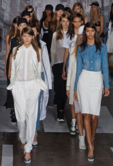 DKNY Spring 2013 Runway Review