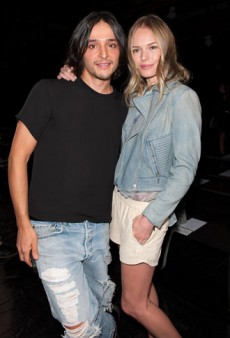 Kate Bosworth and Derek Blasberg Team Up to Comment on Theyskens' Theory (Forum Buzz)
