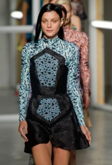 Rodarte Spring 2013 Runway Review