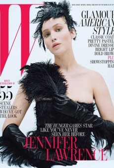 W Misses the Mark With Jennifer Lawrence on Its October Issue (Forum Buzz)
