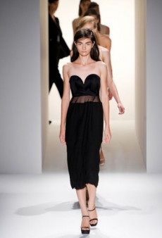 Calvin Klein Spring 2013 Runway Review
