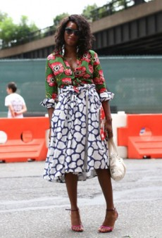 Street Style Overload: 50 of the Best Snaps from NYFW