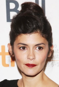 Get Ready for Fall with Audrey Tautou's Simple Look