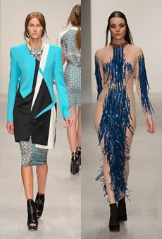 London Fashion Week Spring 2013 Hits and Misses (Forum Buzz)