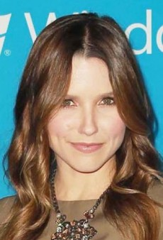 Look of the Day: Sophia Bush's Olcay Gulsen Mini