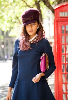 Street Style Chronicles: London Fashion Week Spring 2013