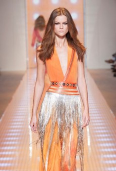 Versace Spring 2013 Runway Review