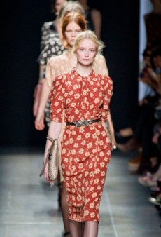 Bottega Veneta Spring 2013 Runway Review