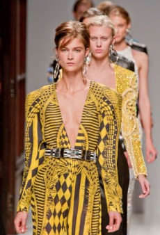 Balmain Spring 2013 Runway Review
