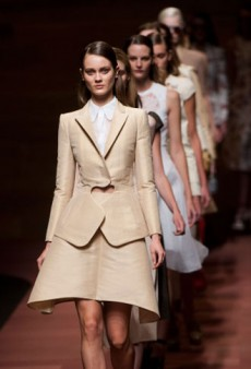 Carven Spring 2013 Runway Review