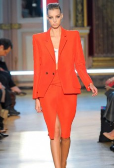 Roland Mouret Spring 2013 Runway Review