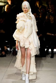 Comme des Garcons Spring 2013 Runway Review