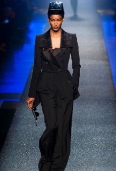 Jean Paul Gaultier Spring 2013 Runway Review