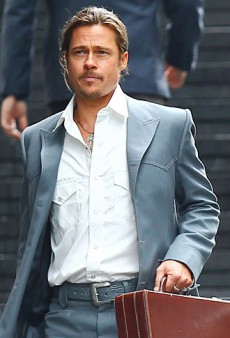 Brad Pitt's Voice May Lull You Into Purchasing Chanel No. 5 (Forum Buzz)
