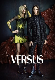 Karlie Kloss and Travis Smith Model the Fall 2013 Versus Collection (Forum Buzz)