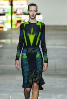Fall's Futuristic Trend is Outta This World