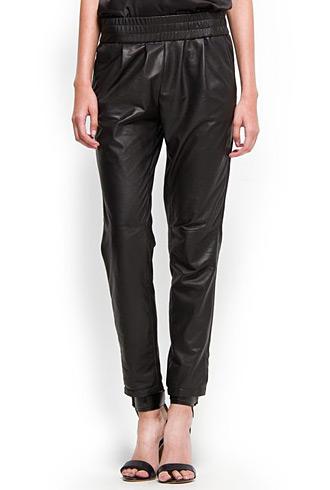 Mango leather pants - forum buys