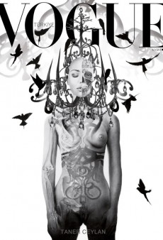 Vogue Turkey Dares to Be Different for Its November Art Issue (Forum Buzz)