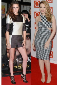 Style Showdown: Kristen Stewart's Check Mate and More