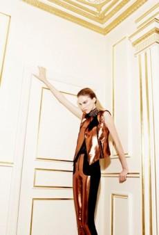 Nicole Pollard for Camilla & Marc's Opulent Resort 2012 Campaign