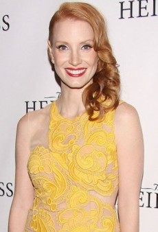 Look of the Day: Jessica Chastain Celebrates Opening Night in Yellow Stella McCartney Dress