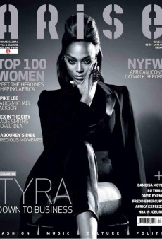 Tyra Banks is On ARISE (Forum Buzz)