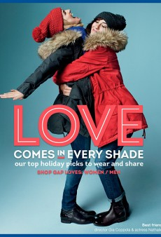 Gap is Feeling the Love this Holiday Season (Forum Buzz)