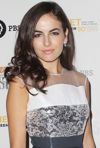 Camilla Belle Premiere of American Masters Inventing David Geffen Beverly Hills cropped
