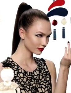 Watch Karlie Kloss in the Neiman Marcus x Target Collab Campaign Video