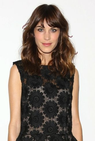 Alexa Chung 2012 British Fashion Awards London cropped