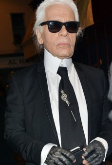 Link Buzz: Karl Lagerfeld is Making Jellies Now; Don't Plan Your Wedding On Pinterest!