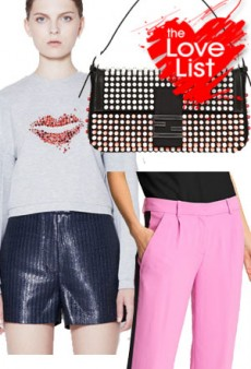 Spring Now & Later: The Love List