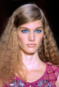 Bright Eyes: How to Wear Spring's Many Shades of Blue