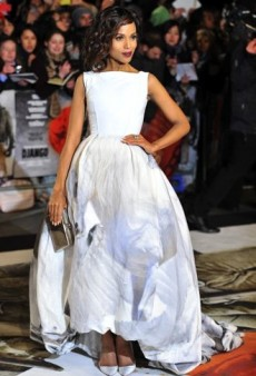 Kerry Washington Fashionably Promotes Django Unchained Around the World and Other Best Dressed Celebs of the Week