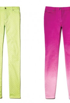 Vince Camuto Injects Color Into Spring Denim