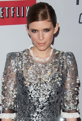 Kate Mara New York Premiere of House of Cards cropped