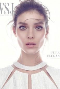 Kati Nescher Covers Kristina O'Neill's Debut Issue of WSJ. Magazine (Forum Buzz)