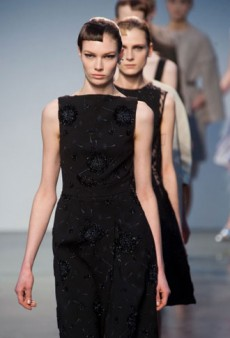 Thakoon Fall 2013 Runway Review