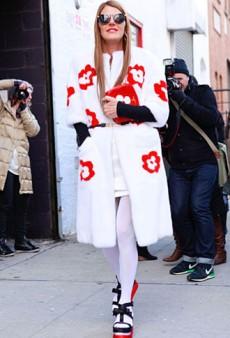 Fashion Editor Street Style: New York Fashion Week Fall 2013 (Forum Buzz)