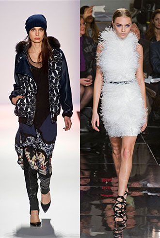 NYFW Fall 2013 - Hits and Misses