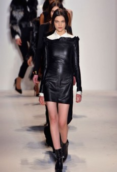 Rachel Zoe Fall 2013 Runway Review