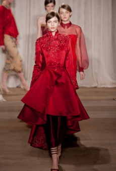 Marchesa Fall 2013 Runway Review